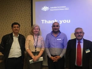 CAS-Department of Home Affairs New South Wales Community Forum