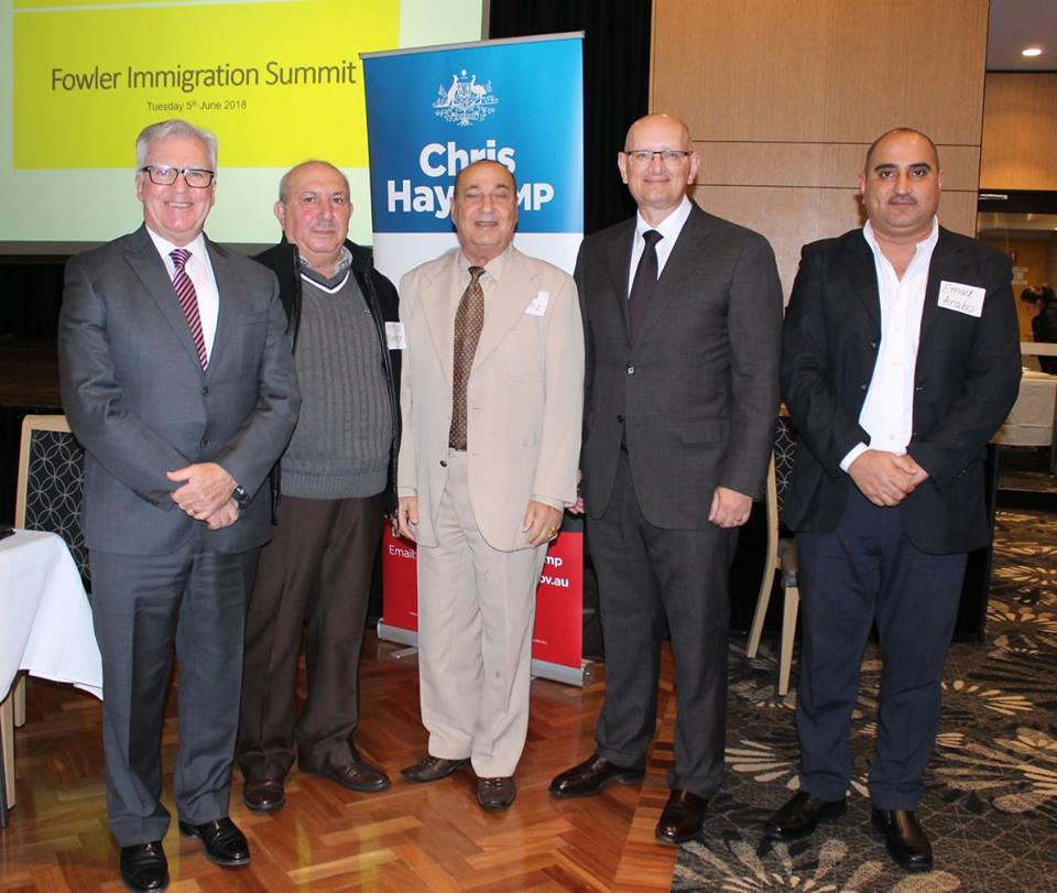 CAS-Fowler Immigration Summit