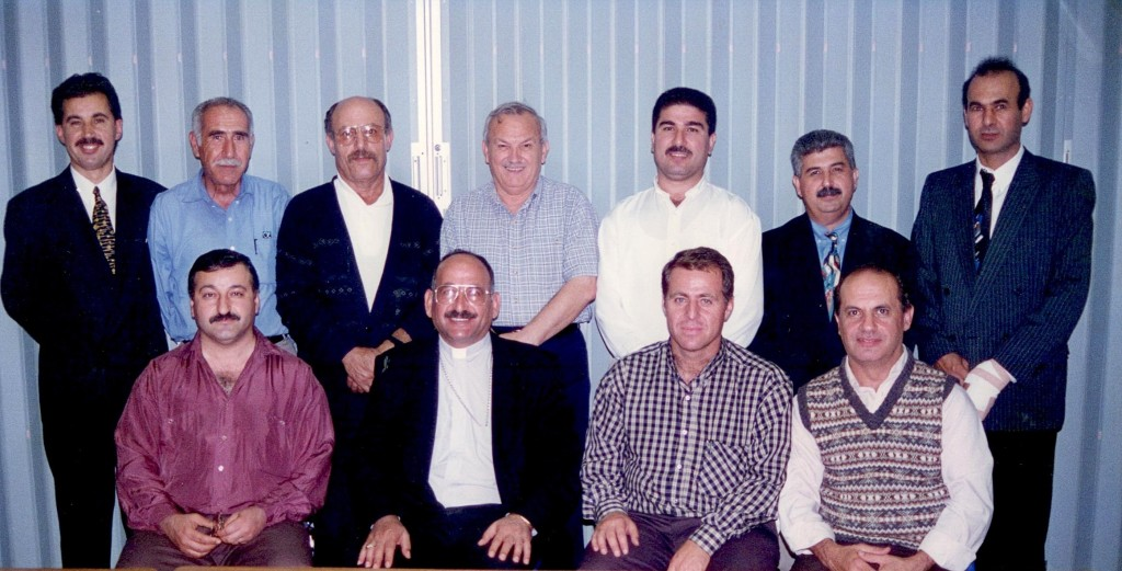 The Founding Committee 1993