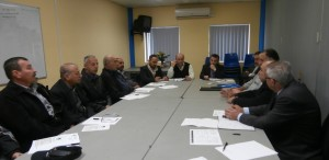 Meeting of Chaldean community leaders and Chaldean organisations' representatives