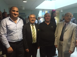 CAS-Attending Opening Chaldean League Office-Sydney
